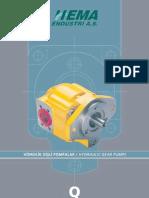 Hydraulic Gear Pump Q