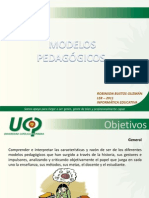 modelso pedagogicos