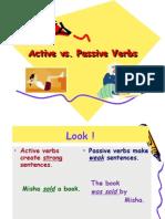 Passive Voice PPT