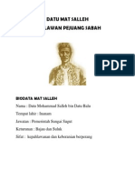 Datu Mat Salleh.docx Report