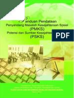 Panduan Pendataan PMKS-1