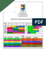 Jadual Waktu 4c 2014