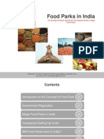 Food Parks in India