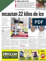 Policiaca 19 de junio 2014