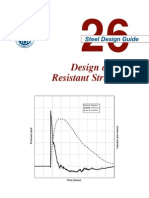 Design Guide 26 Design of Blast Resistant Structures