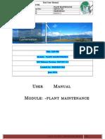 End User Manual Fleet Management