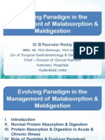 01 an Evolving Paradigm in the Mgmt of Malabsorption and Maldigestion (Dr R. Reddy)