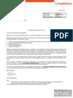 SBI LIFE Premium Certificate