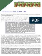 John G Lake Biography
