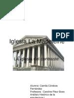 Iglesi La Madeleine