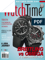 WatchTime Magazine - June 2014