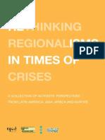 Rethinking Regionalism