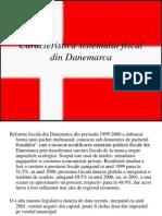 Sistemul Fiscal in Danemarca
