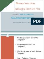Quant Interview v2