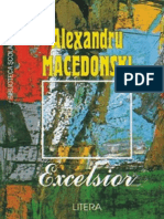 Macedonski Alexandru - Excelsior (Aprecieri)