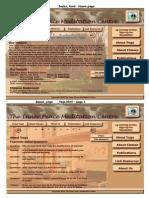 Designing a Website - Part 2 Design Layout