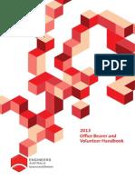 QLD Division Handbook 2013