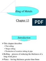 121333111 Metal Rolling