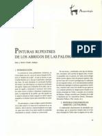 Almoraima 02 - Articulo 5 - Abrigos de Las Palomas