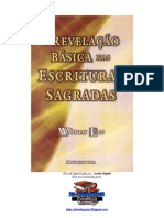 A Revelação Básica nas Escrituras Sagradas - Witness Lee