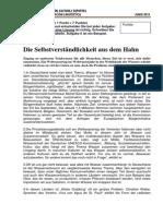 Comprensión Lectora Alemán Avanzado