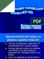 Fundamente ICP MS