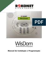 Manual Instalação WISDOM