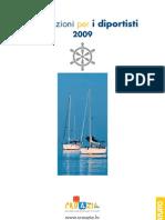 Informazioni per i diportisti 2009
