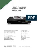 Instruction Manual Dm8000 06-02-2009