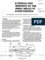 Singapore Retaining Walls