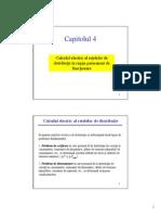 Capitolul 4 Calculul Electric Al Retelelor de Distributie