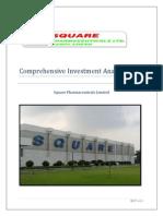 Investment Analysis Square pharma