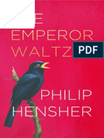 The Emperor Waltz by Philip Hensher Extract