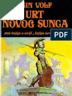 Dzin Volf - Urt Novog Sunca