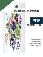 Podologia-Onicocriptosis Formulacion Magistral, Burowi Acet.plomo