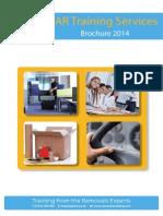 BARTS Training Brochure 2014