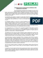 Tahoe Press Release 18 June 2014 FINAL SPANISH