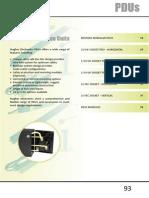 Hughes Electronics 2014 catalogue -  Power Distribution Units Section