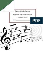 Basics Musiktheorie