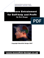 Brainwave Entrainment For Self Help And Profit