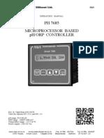 PH Controller 7685 AWE