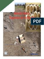 ABONO Nutrición Mineral Diagnostico de Fertilización Por Ing. Agr. Rubén Toledo Del F.C.a.-u.N.C.