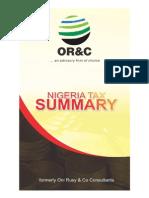 Nigeria+Tax+Summary+March+updated