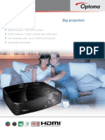 Optoma DS330 DLP Projector