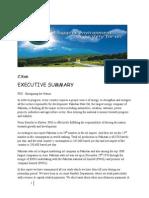 Pso Internship Report