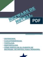 Redes Netware de Novell