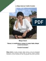 Entrevista a Milagro Haack Por Franklin Fernández-3 (2)