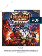 Super Dungeon Explore rules