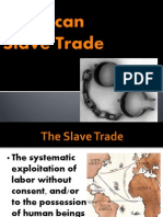 African Slave Trade Slides