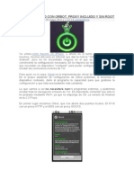 Tor en Android Con Orbot